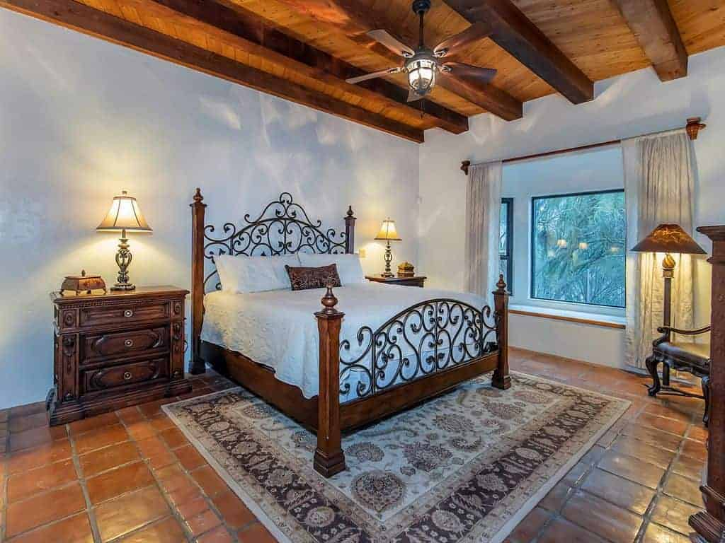 The Ranch Master Bedroom