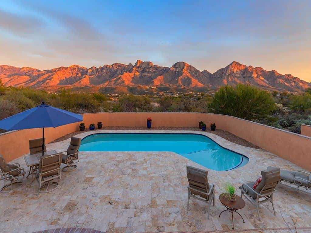 oro valley luxury vacation rental