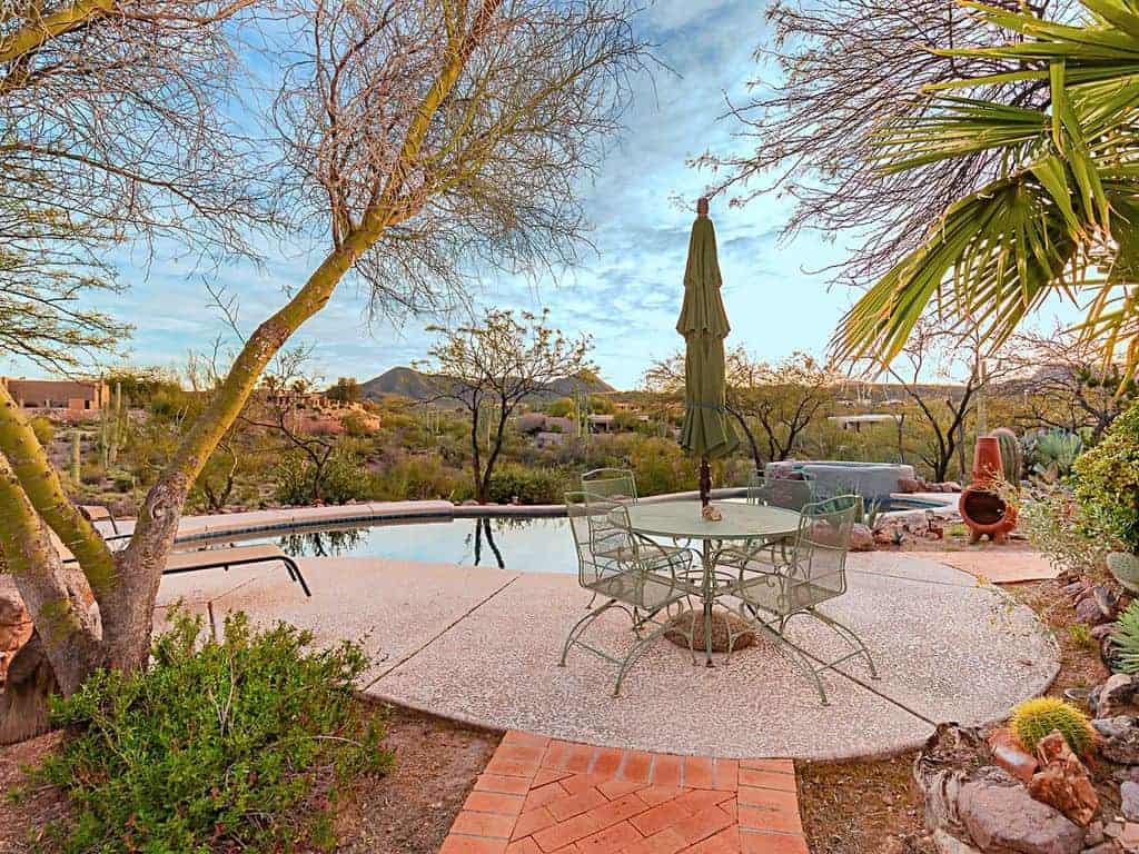 luxury vacation rentals Tucson AZ