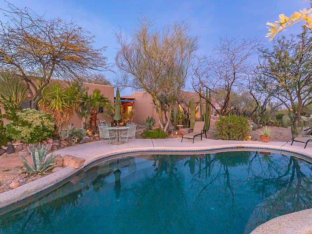 vacation rentals in Tucson AZ
