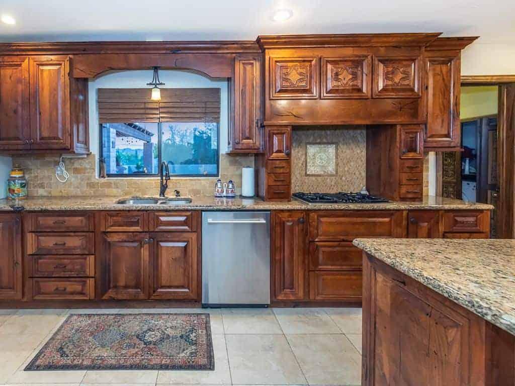 hopdown Main House kitchen