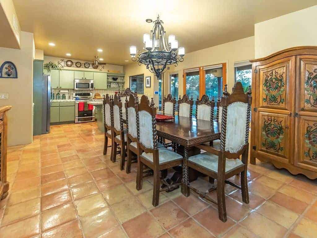 Casa Coralina Dining