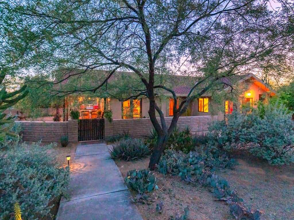 Tucson vacation home rental