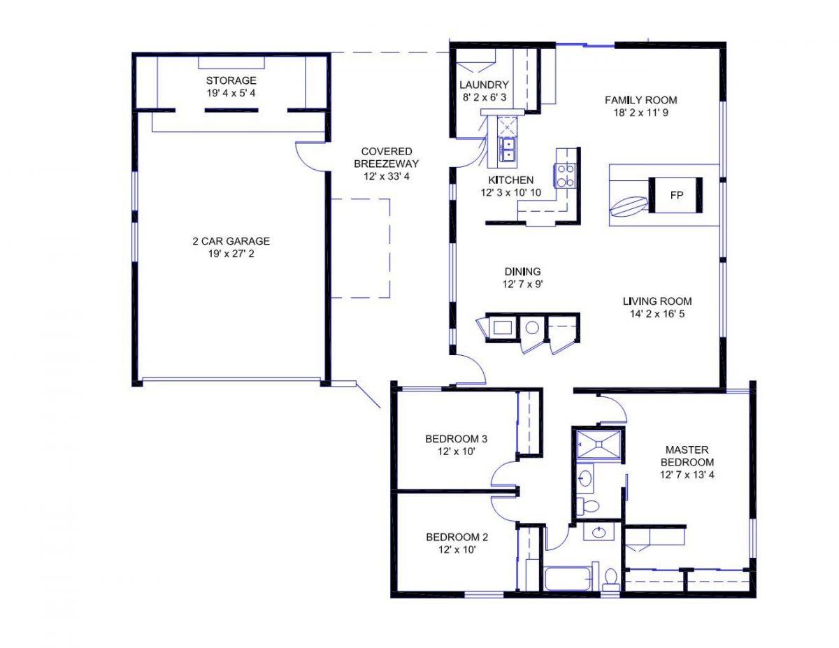 Casa Velo Floor Plan