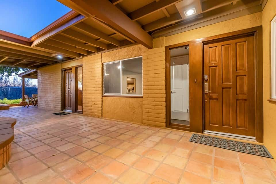 casa velo entrance doors